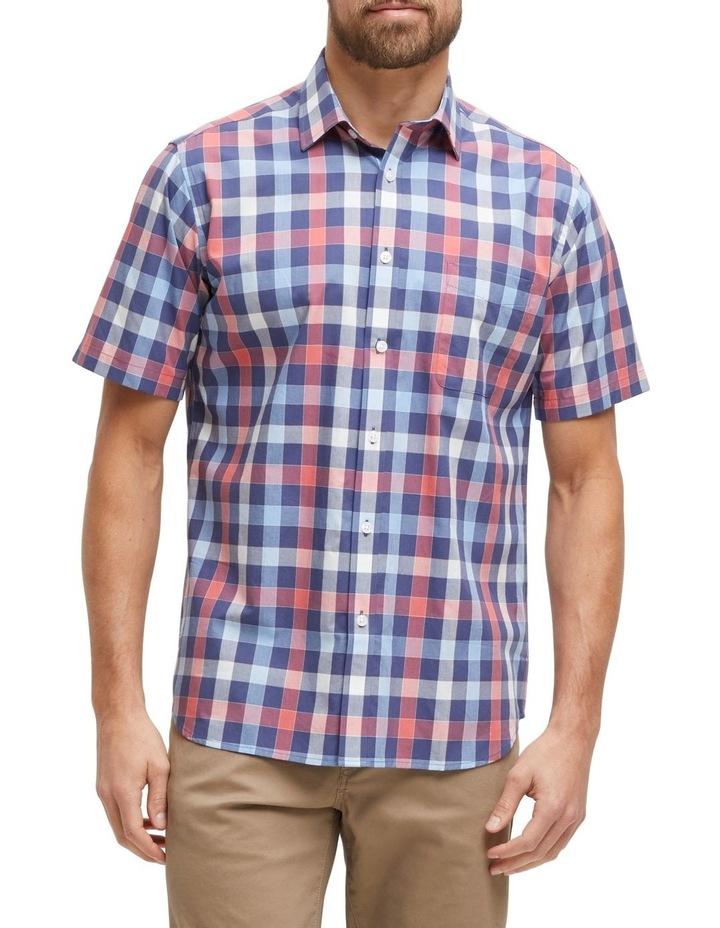 Kendrick Short Sleeve Check Shirt image 1