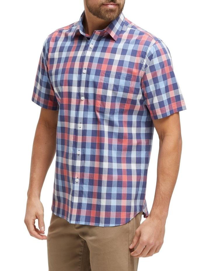 Kendrick Short Sleeve Check Shirt image 2