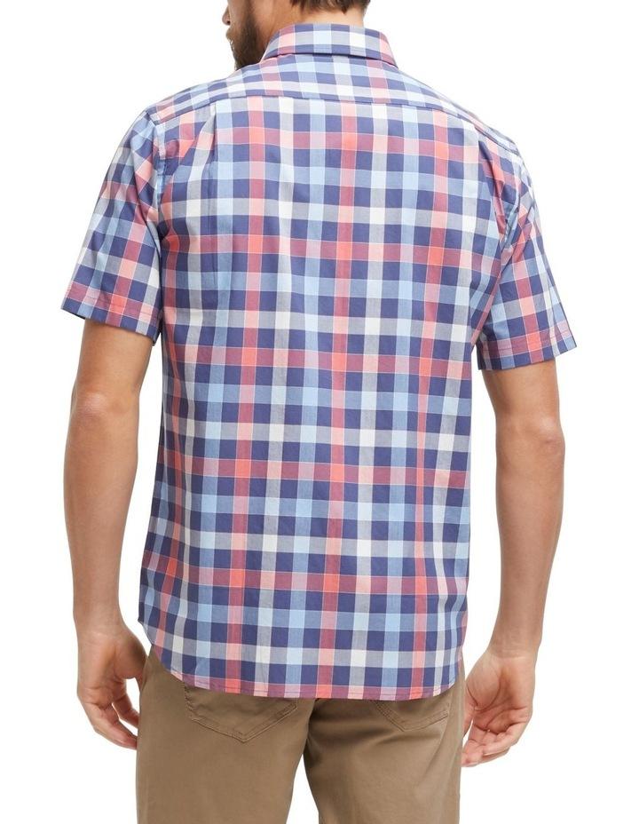 Kendrick Short Sleeve Check Shirt image 3