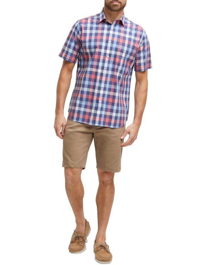 Kendrick Short Sleeve Check Shirt image 4