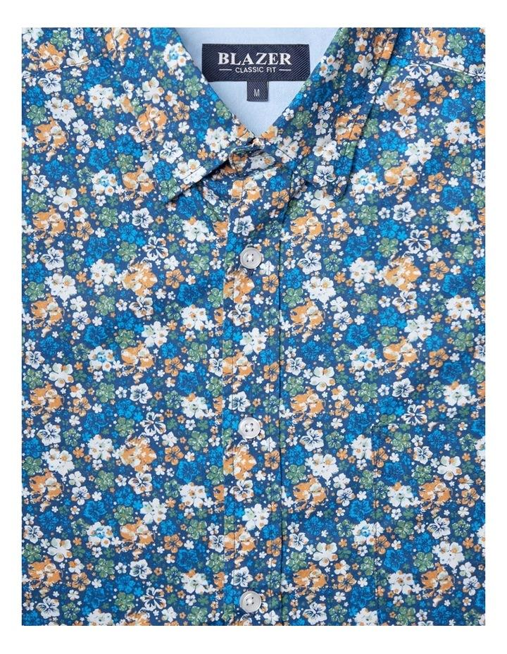 William Short Sleeve Print Shirt image 4