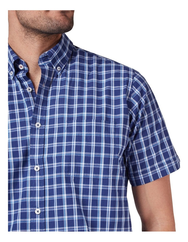Harry Short Sleeve Check Shirt image 4