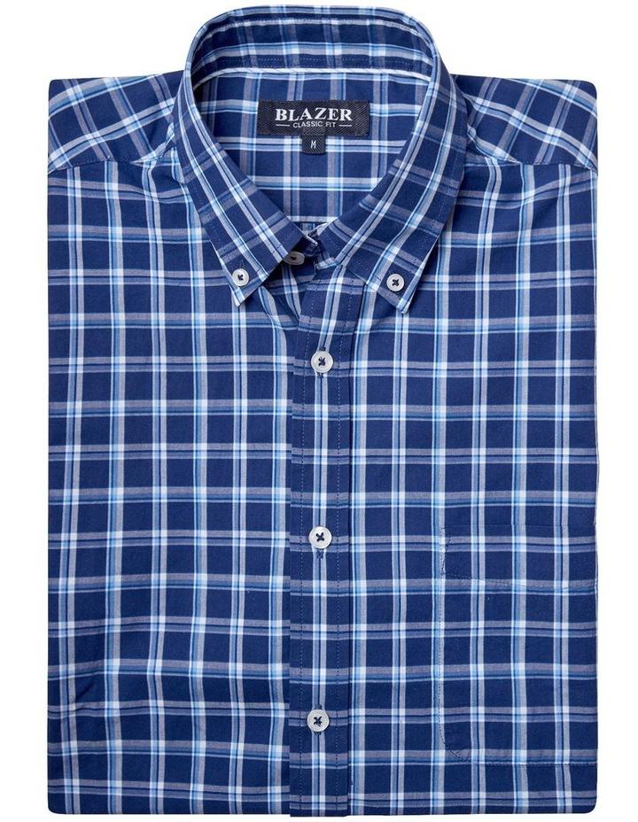 Harry Short Sleeve Check Shirt image 5