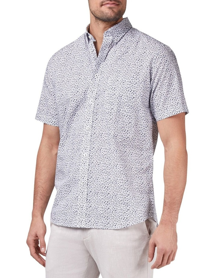Jacob Short Sleeve Print Shirt image 1