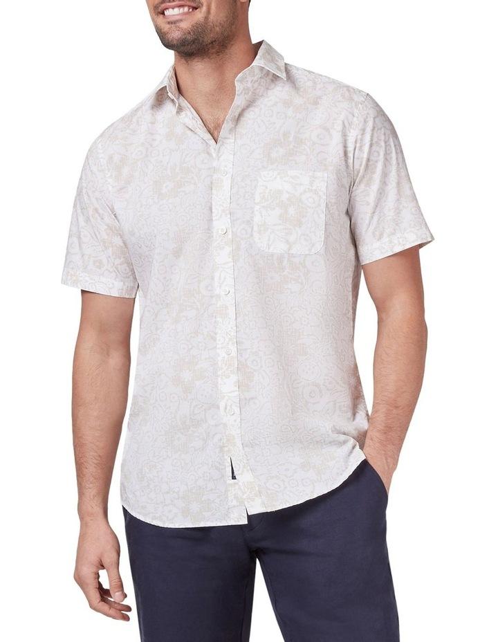 Ethan Short Sleeve Print Shirt image 1