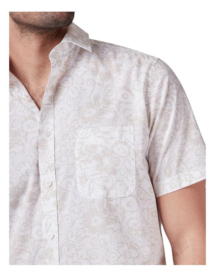 Ethan Short Sleeve Print Shirt image 4
