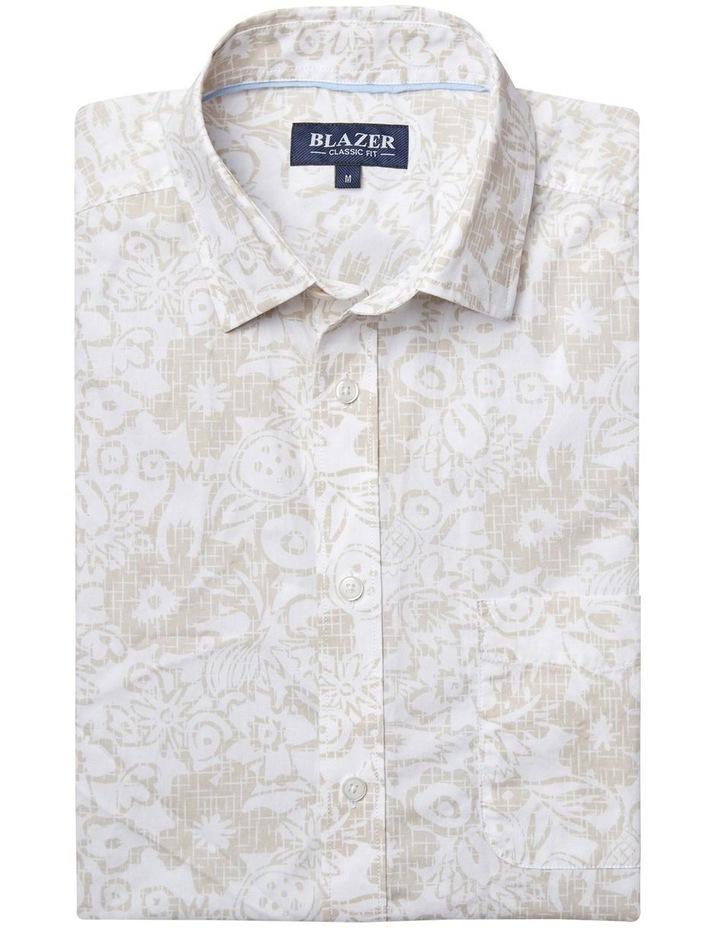 Ethan Short Sleeve Print Shirt image 5
