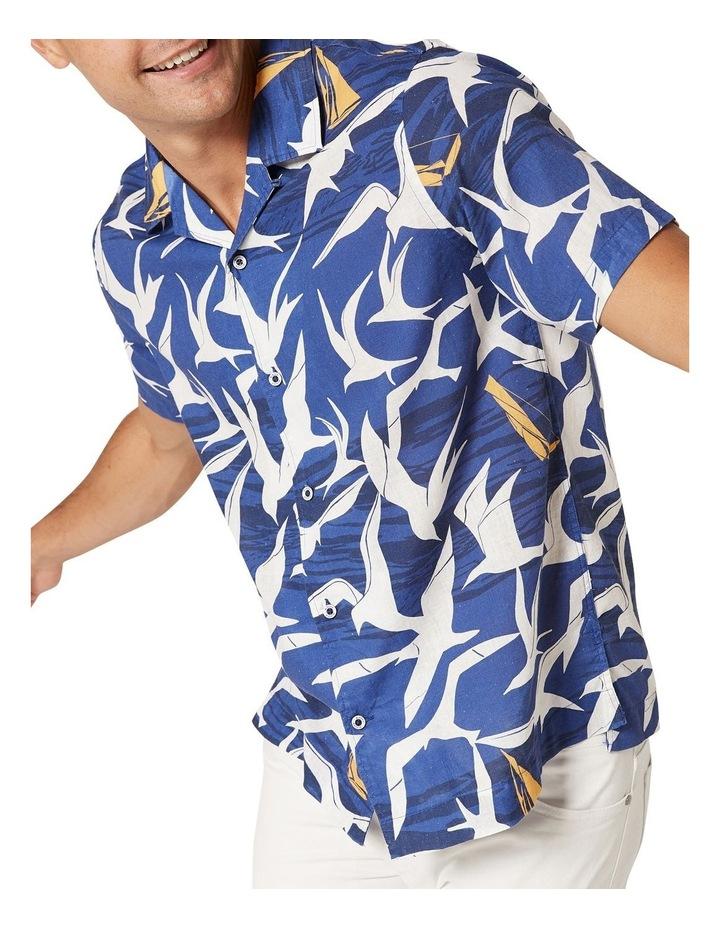 Tyler Short Sleeve Print Shirt image 4