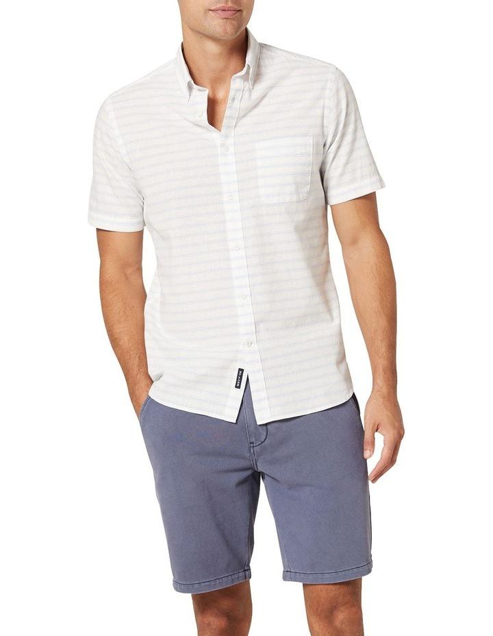 Xander Short Sleeve Stripe Shirt image 1