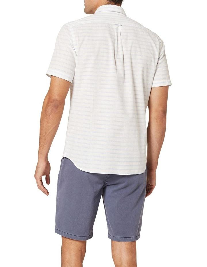 Xander Short Sleeve Stripe Shirt image 2