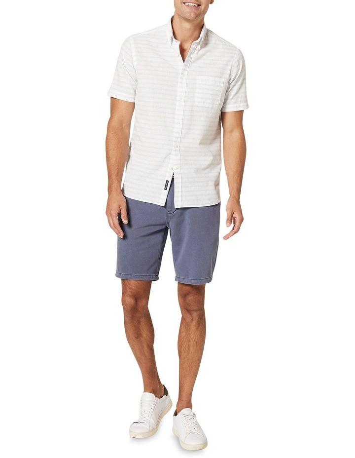 Xander Short Sleeve Stripe Shirt image 3