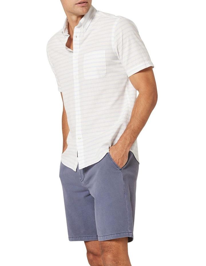Xander Short Sleeve Stripe Shirt image 4