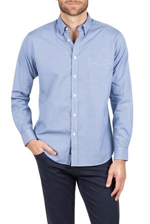 Blazer - Isaac Dobby Check Shirt