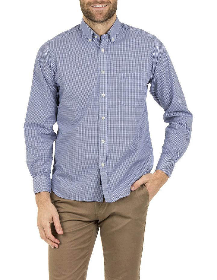 Tyler Long Sleeve Check Shirt image 1