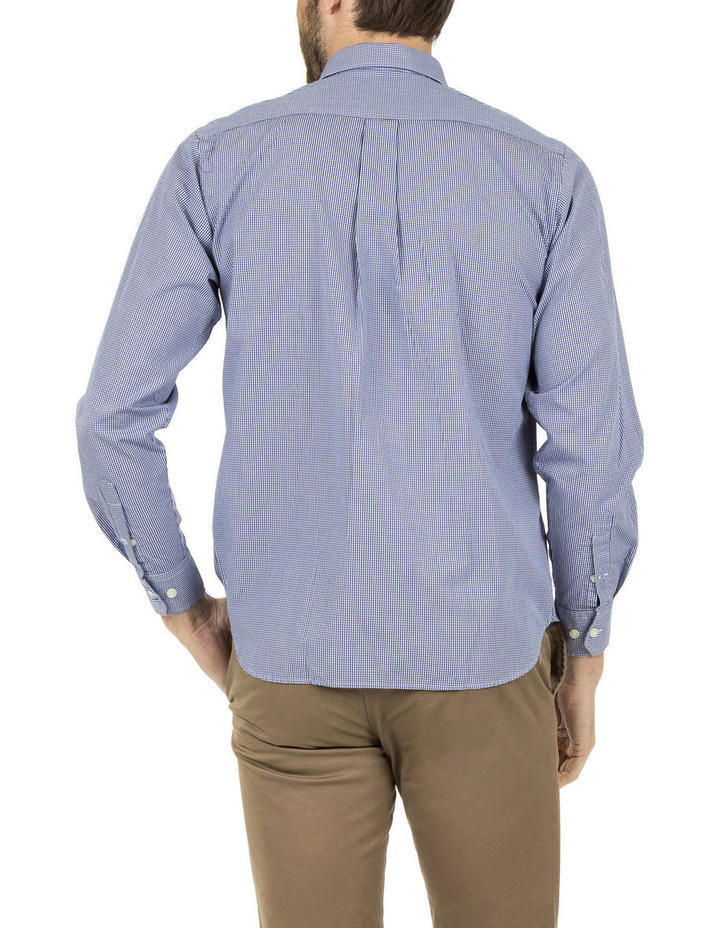 Tyler Long Sleeve Check Shirt image 3