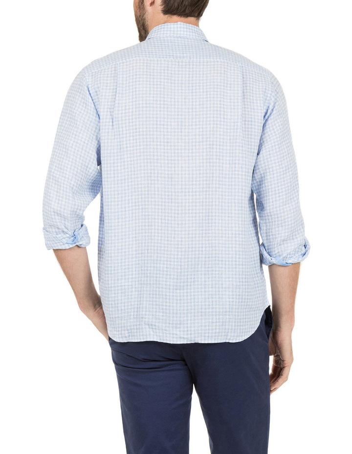 David Long Sleeve Linen Shirt image 3