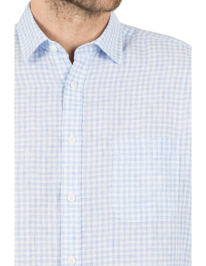 David Long Sleeve Linen Shirt image 4