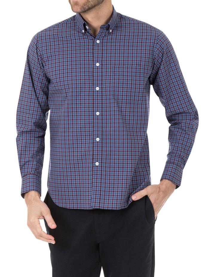 Luke Long Sleeve Check Shirt image 1 297060ae1