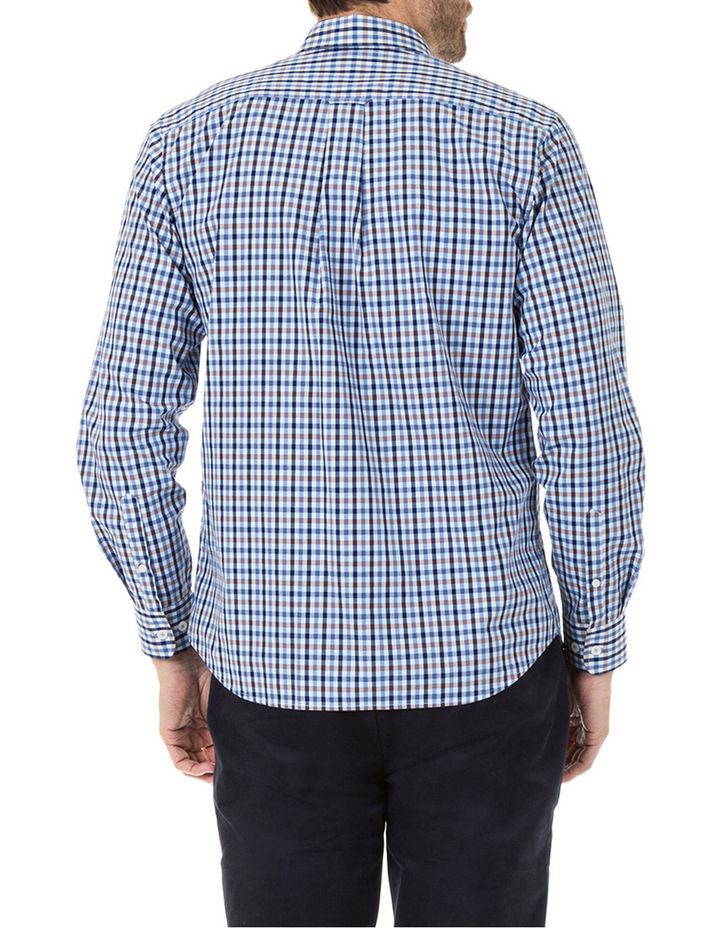 Daniel Long Sleeve Check Shirt image 3