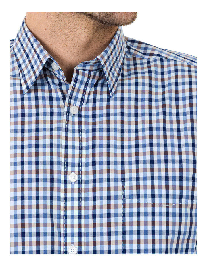 Daniel Long Sleeve Check Shirt image 4