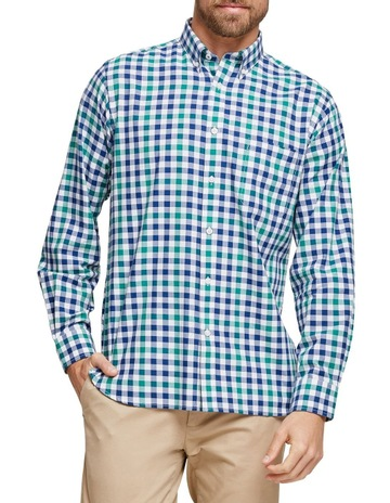 d474cb402e Blazer Travis Long Sleeve Check Shirt
