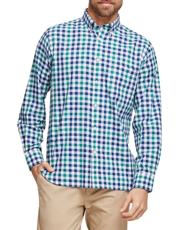 Travis Long Sleeve Check Shirt image 1