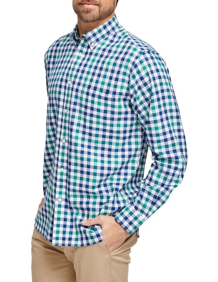 Travis Long Sleeve Check Shirt image 2