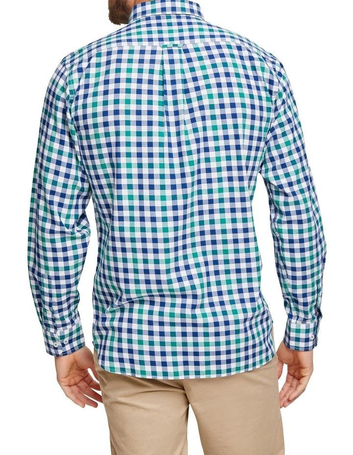Travis Long Sleeve Check Shirt image 3