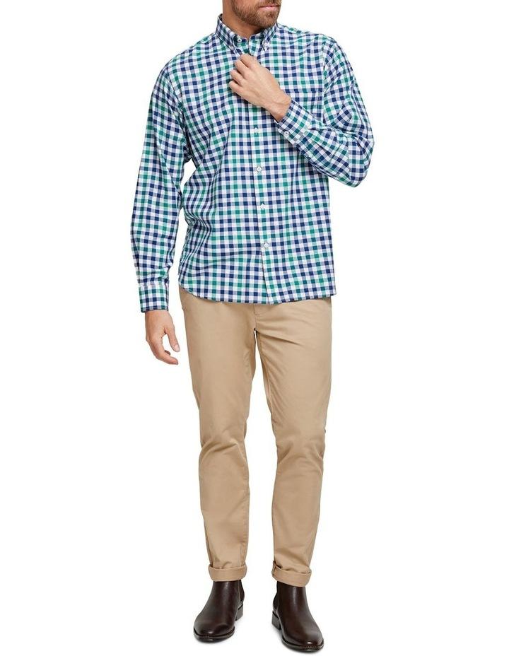 Travis Long Sleeve Check Shirt image 4