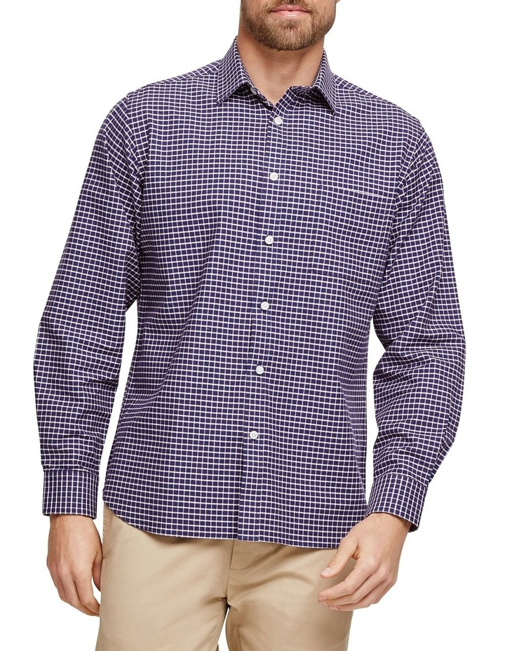 Wallace Long Sleeve Check Shirt image 1