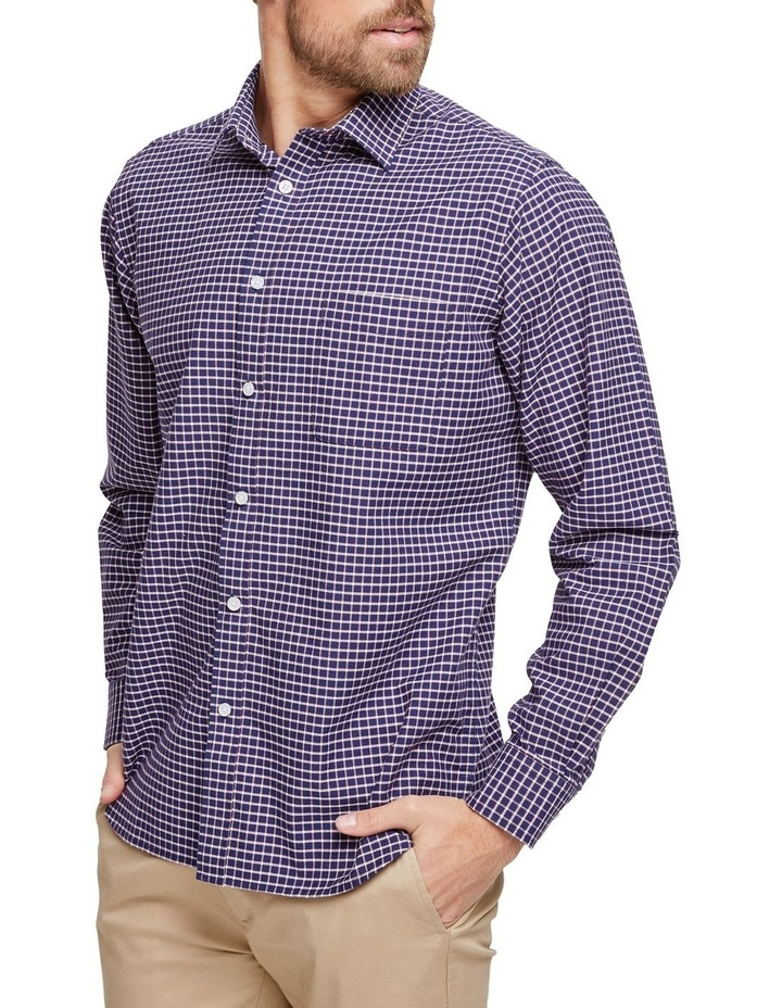 Wallace Long Sleeve Check Shirt image 2