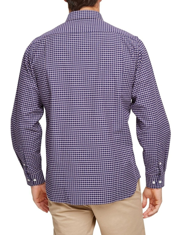 Wallace Long Sleeve Check Shirt image 3