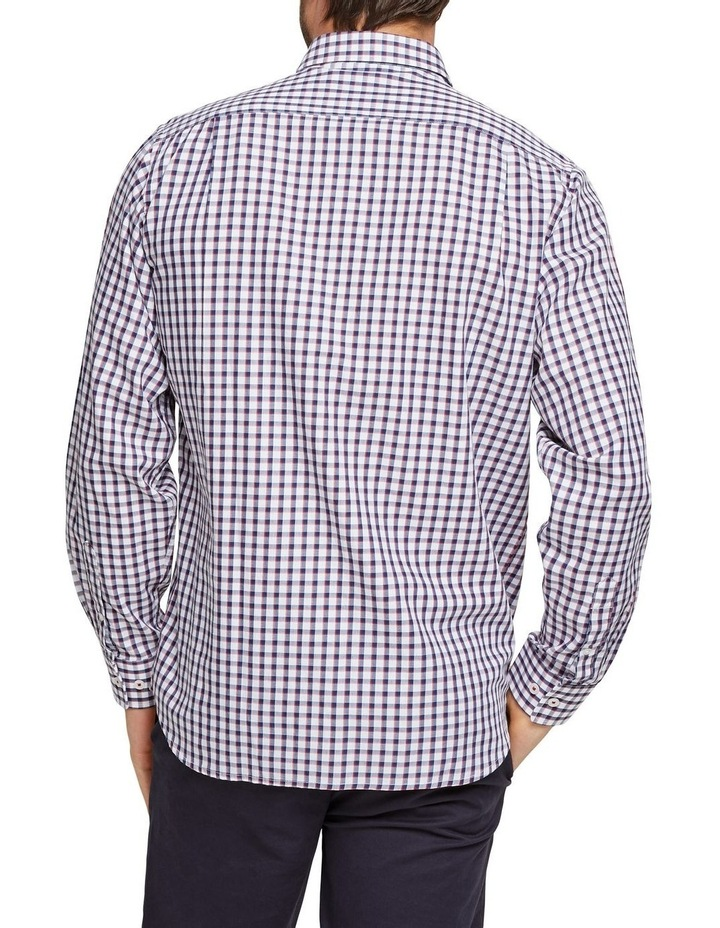Xavier Long Sleeve Check Shirt image 3