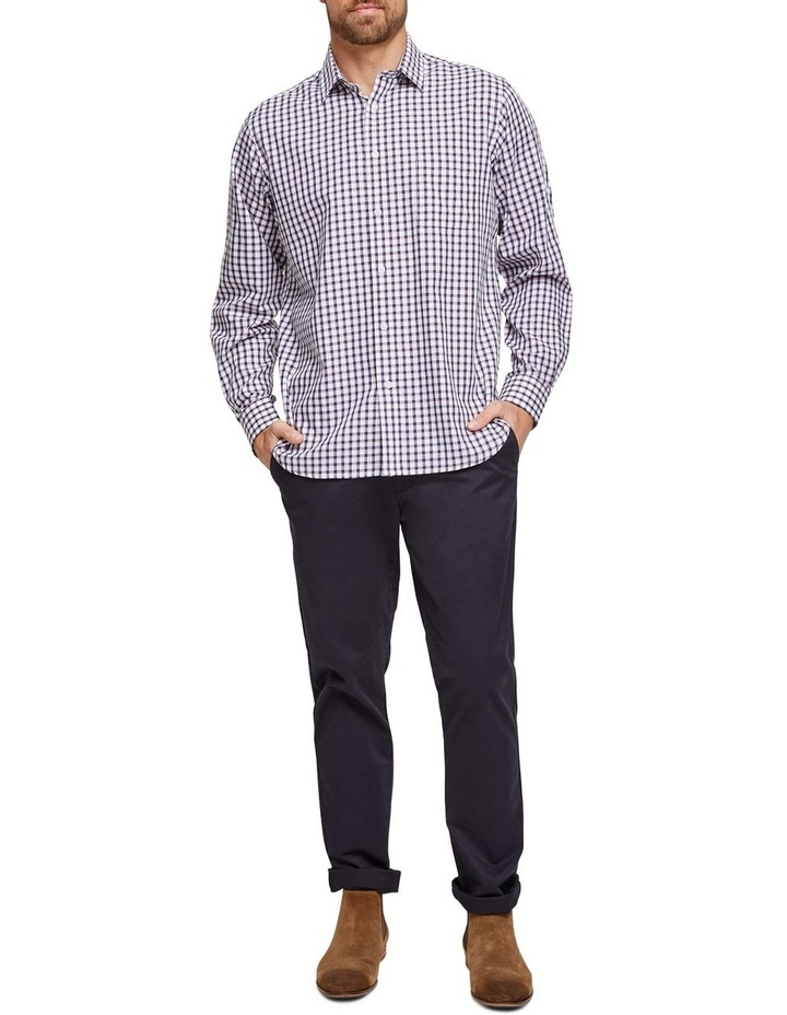 Xavier Long Sleeve Check Shirt image 4