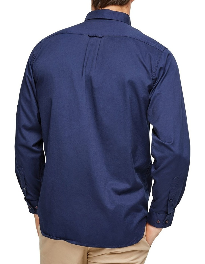 Keith Long Sleeve Plain Shirt image 3