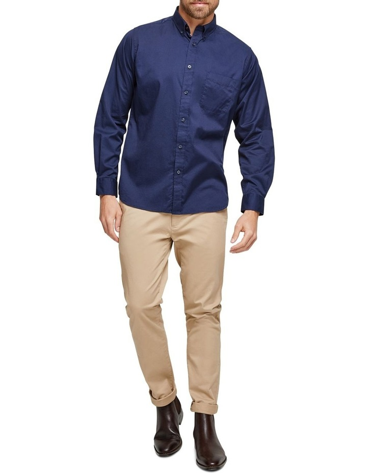 Keith Long Sleeve Plain Shirt image 4