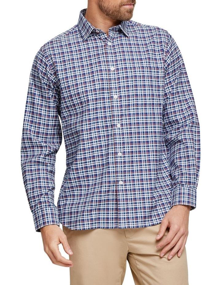 Hank Long Sleeve Check Shirt image 1