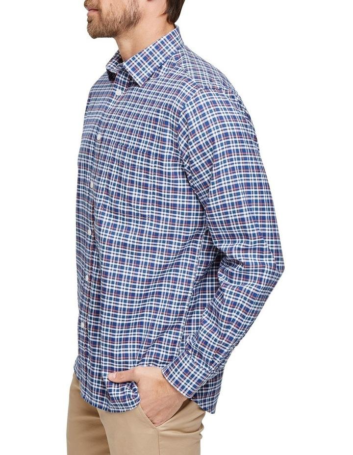 Hank Long Sleeve Check Shirt image 2