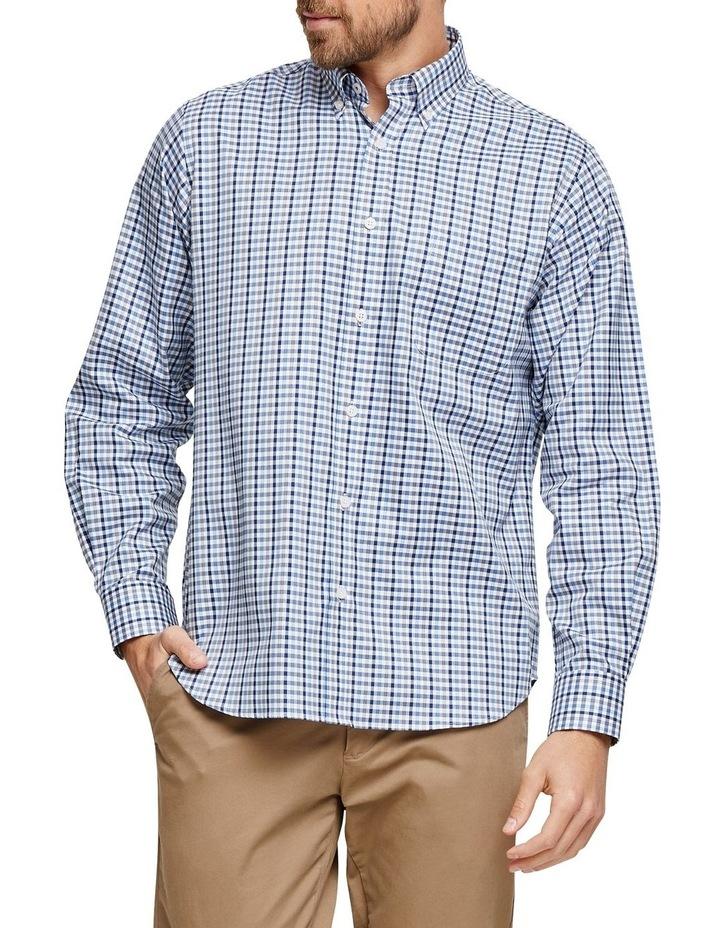 Clive Long Sleeve Check Shirt image 1