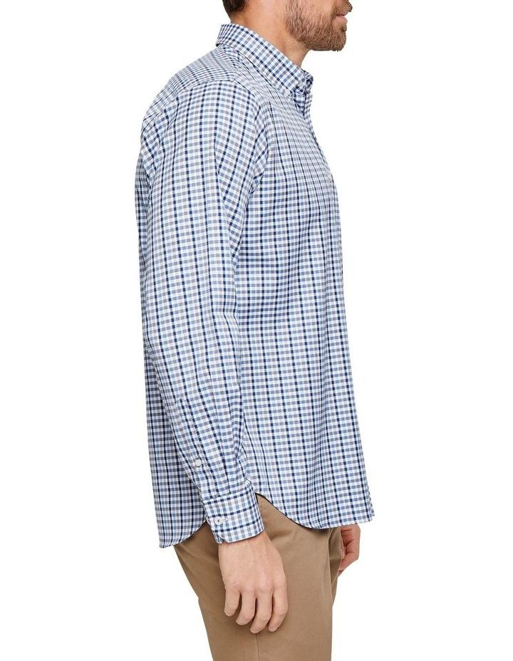 Clive Long Sleeve Check Shirt image 2