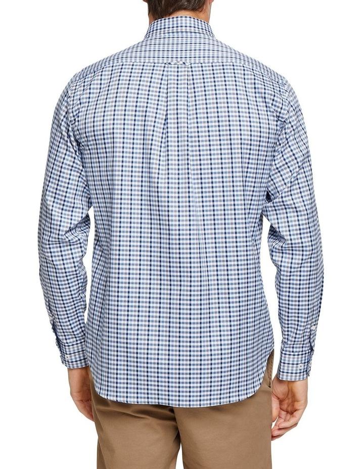 Clive Long Sleeve Check Shirt image 3