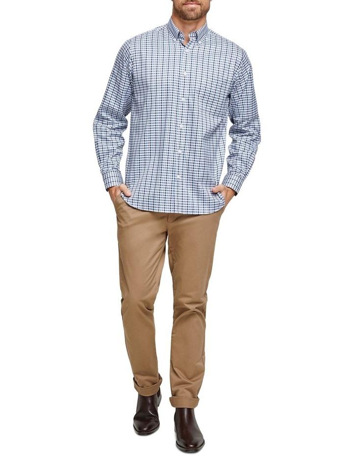Clive Long Sleeve Check Shirt image 4