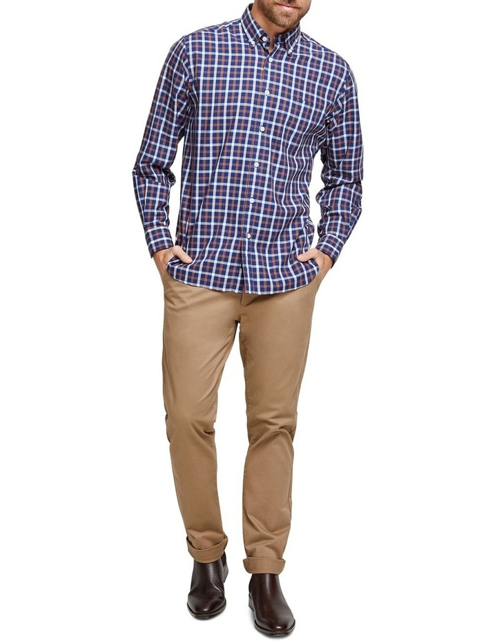 Declan Long Sleeve Check Shirt image 4