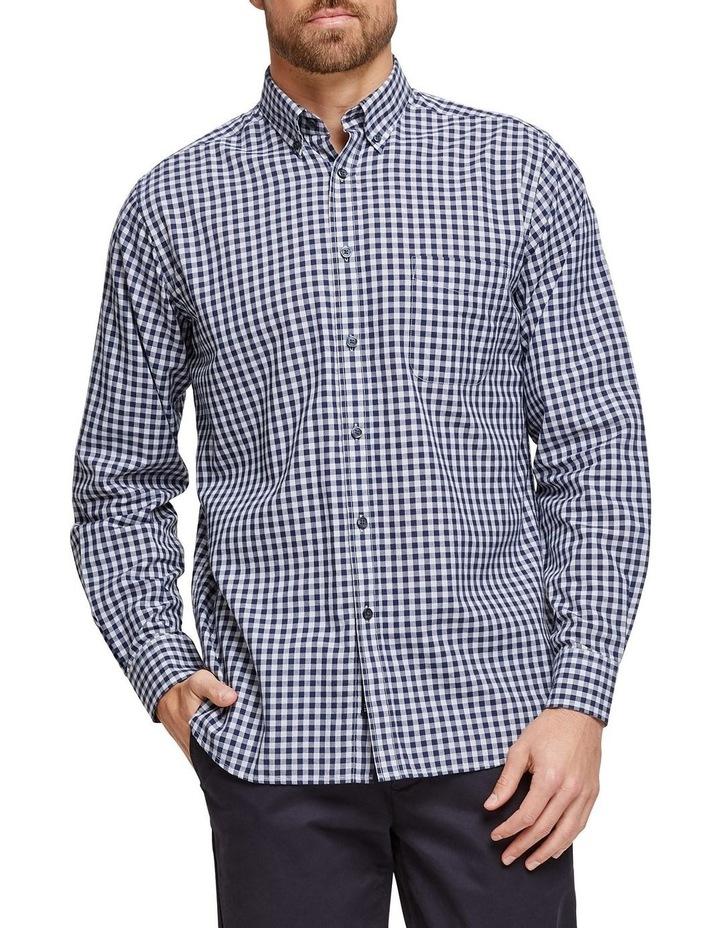 Marc Long Sleeve Check Shirt image 1