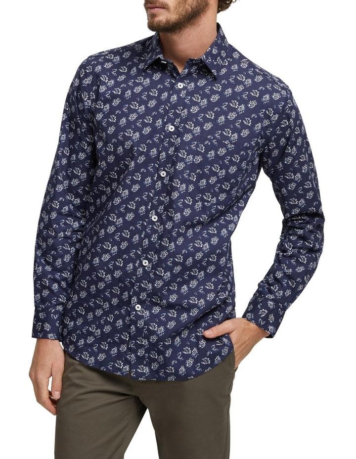 Troy Long Sleeve Printed Shirt image 1