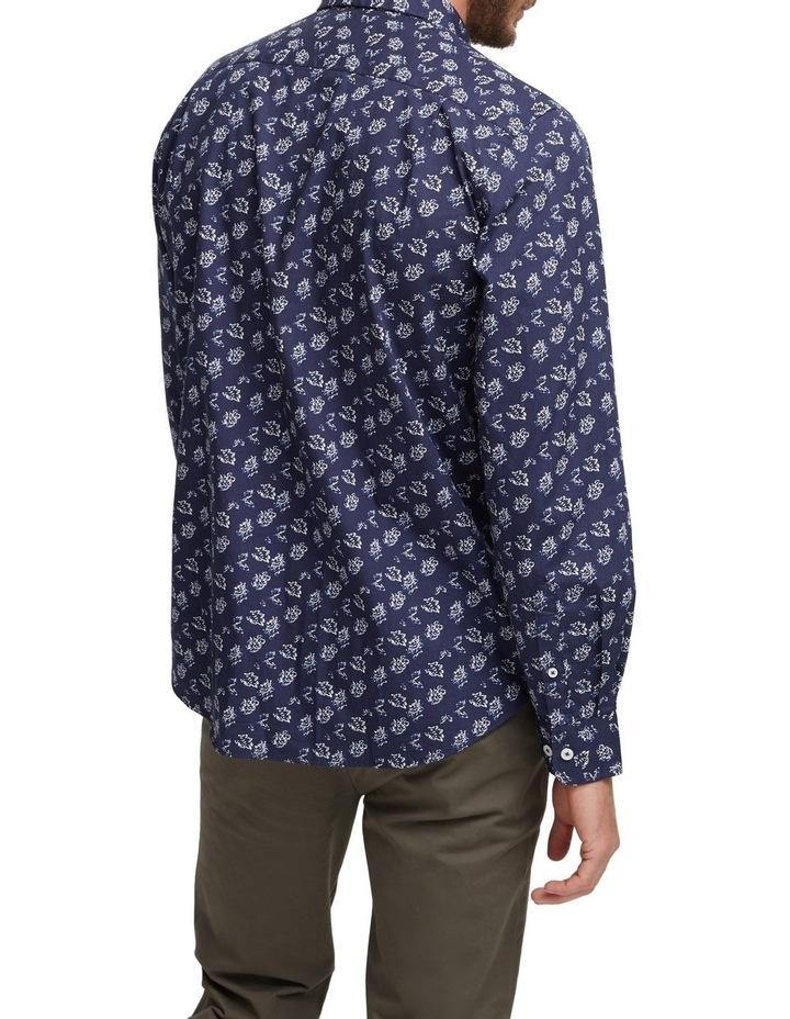 Troy Long Sleeve Printed Shirt image 3