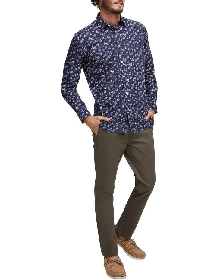 Troy Long Sleeve Printed Shirt image 4