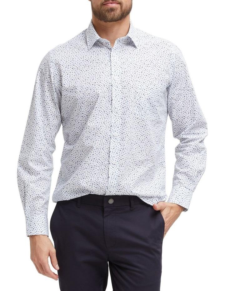Dean Long Sleeve Printed Shirt image 1
