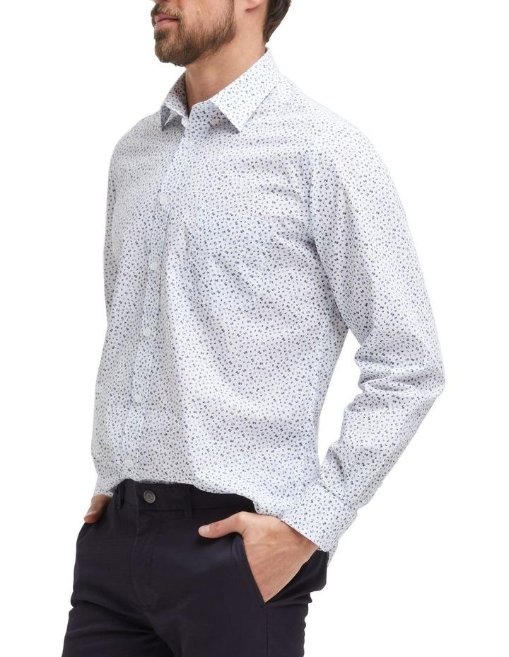 Dean Long Sleeve Printed Shirt image 2