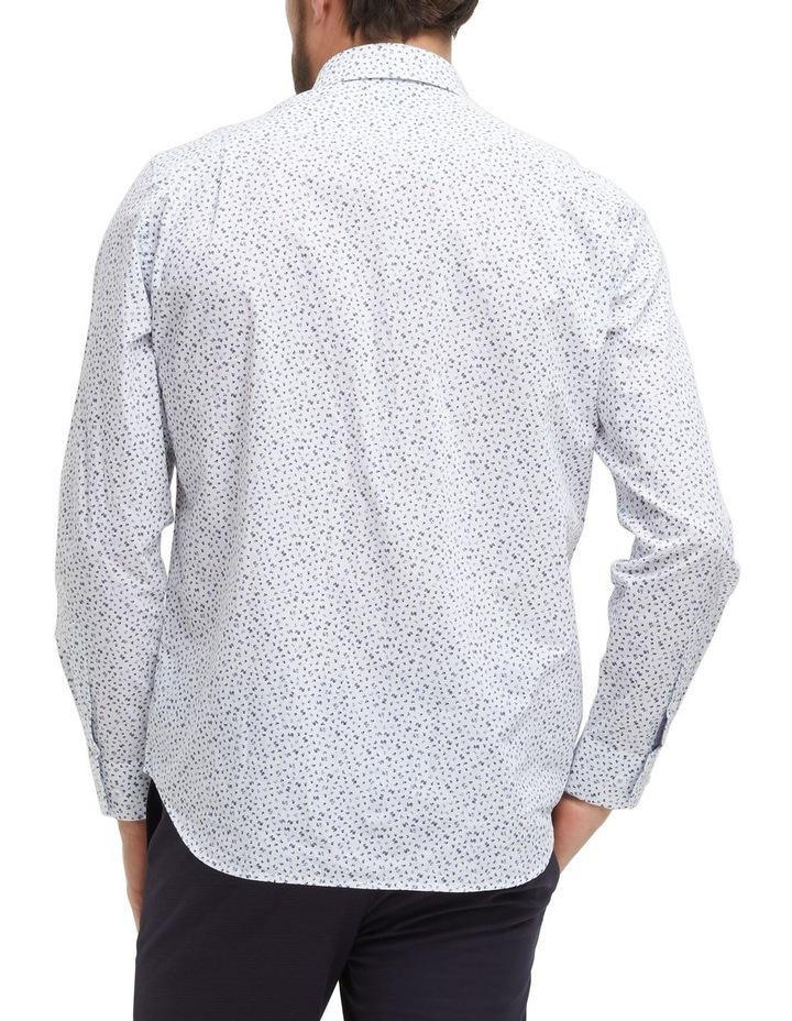 Dean Long Sleeve Printed Shirt image 3